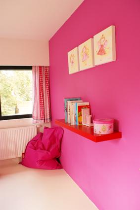 slaapkamer dochter, voor meer ideetjes www.homemade-gebo.be